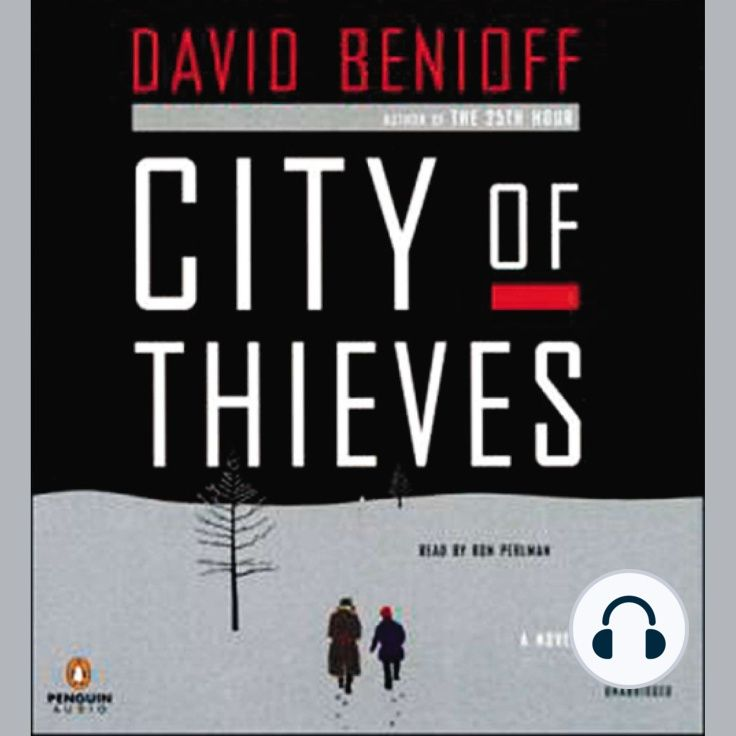 Audio Book City Of Thieves Free Download Book City Audio Books City