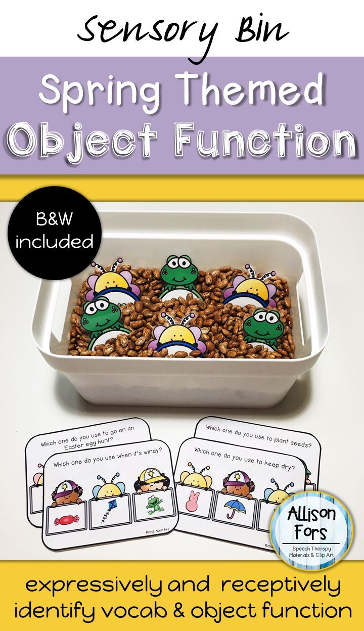 What goes together what doesn t belong fun worksheets and cut and - Practice Spring Object Function And Vocabulary With This Speech Therapy Activity This Product Was Designed