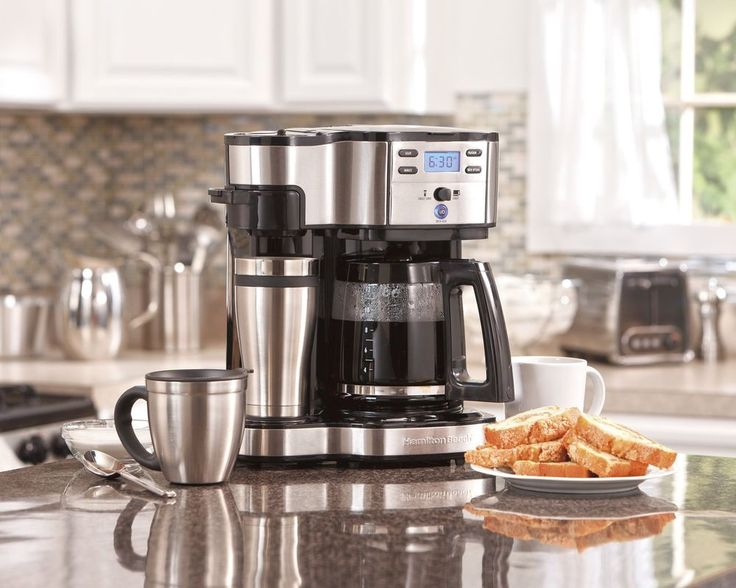 Coffee Maker 2 Way Coffee Brewer Coffeemaker Electric