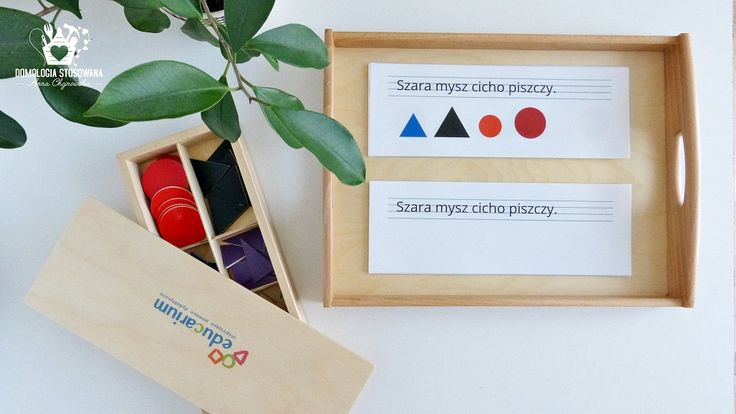 Cześć mowy według Montessori
