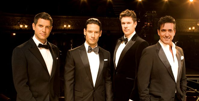 Il Divo  A Musical Affair - The Greatest Songs of Broadway Live - At the Gm Centre  May 27, 2014