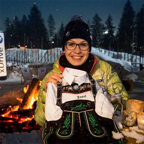 Лена Нойнер: 5 лет без биатлона, но до сих пор суперзвезда - Под прицелом - Блоги - Sports.ru