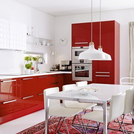 Ikea Lance Metod Un Syst Me De Cuisine Ultra Modulable Kitchens Interiors And House