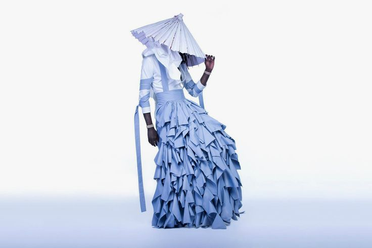 Young Thug VFILES Designer Alessandro Trincone Dress Jeffery Album