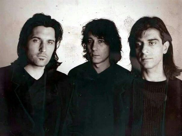 Steve Jansen, Richard Barbieri and Mick Karn