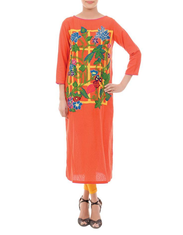 Orange Shirt #7RangsOfRangja #MyRangJa