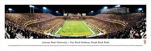 Arizona State University Panoramic Photo Print