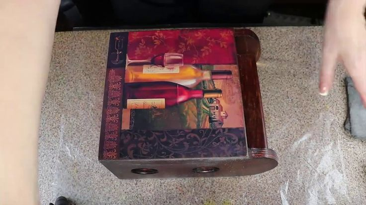 Мини бар Виноградная лоза видео