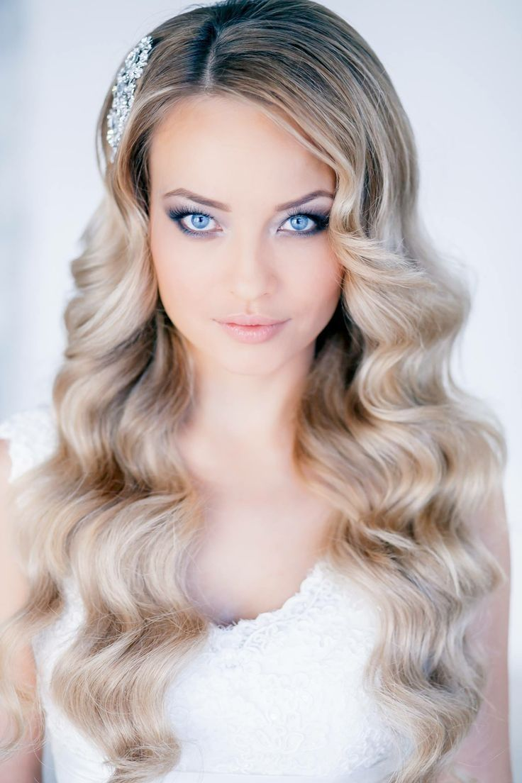 35 hairstyles for wedding long hairstyles 2016 2017 - 238 Best Wedding Hairstyle Images On Pinterest Hairstyles Marriage And Wedding Hairstyle