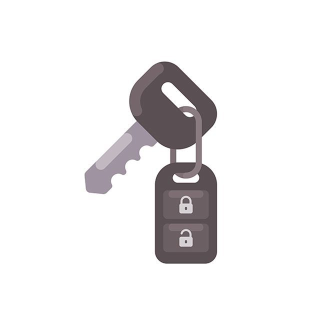 Car Key Icon Flat Design Flatdesign Vector Illustration Graphicdesign Adobeillustrator Icon Icondesign Car Rent Instagram Kartochnye Igry Avtomobil