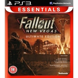 Fallout New Vegas Ultimate Edition(Essentials) PS3.  $22 delivered!
