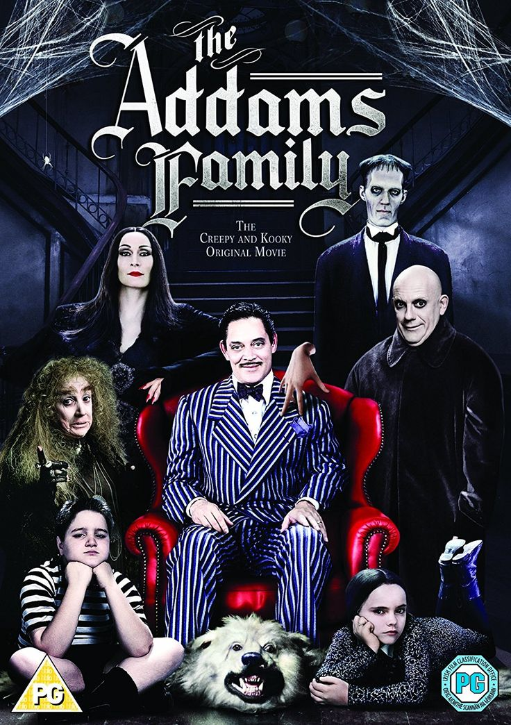 """The Addams Family"" (1991)"