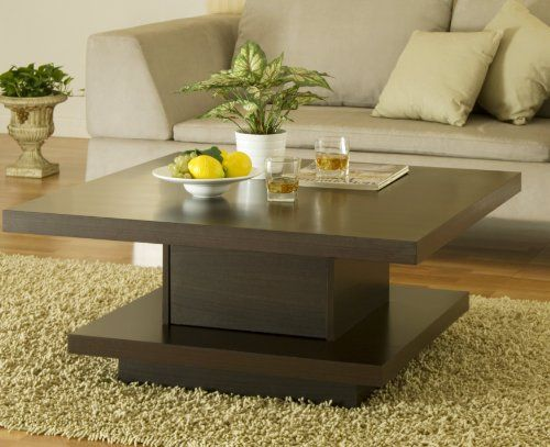 Contemporary Square Coffee Tables
