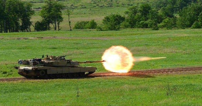 Στο εσωτερικό ενός άρματος M1 Abrams [Βίντεο]