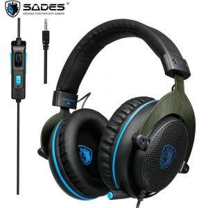 SADES R3 Gaming Headset with Mic