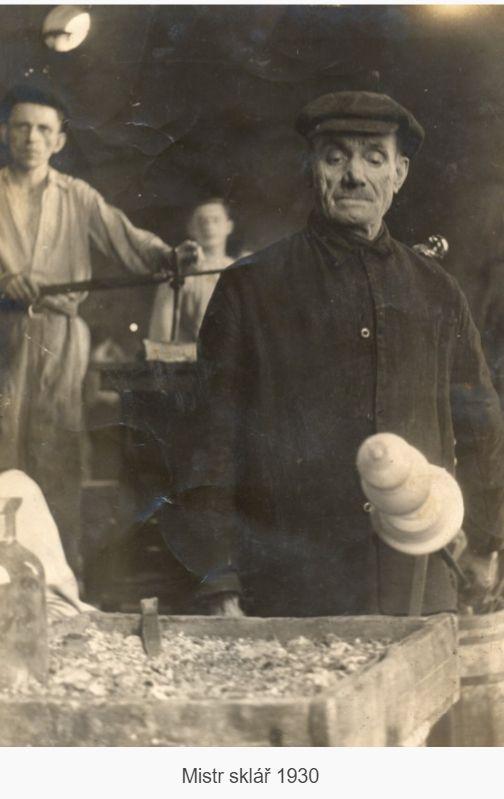 Mistr sklář 1930