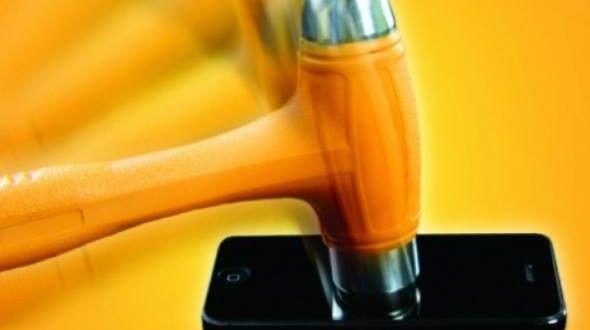 Novo protetor de tela para smartphones à prova de bala