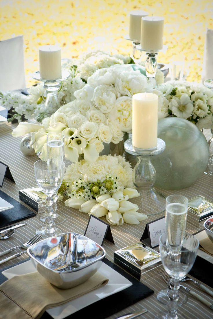 229 Best Images About Wedding Tablescapes & Ideas On