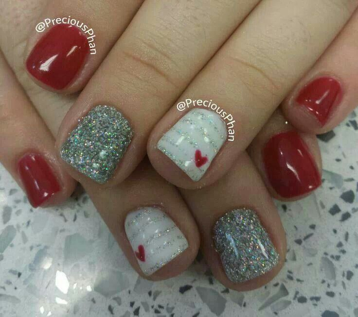 1000 Ideas About Glitter Acrylics On Pinterest Acrylic Nails Acrylics And Nails