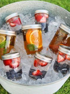 56 New Ways to Repurpose a Mason Jar This Summer | Brit + Co