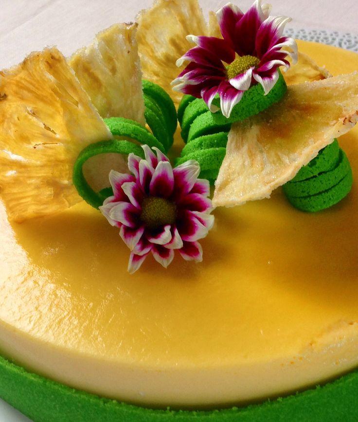 Torta bavarese allo champagne By Alessandro Gandi
