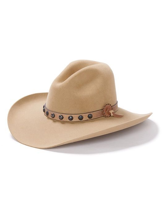 9e50c71dc89b0 Stetson - Broken Bow 4X Cowboy Hat  ThingstoWear