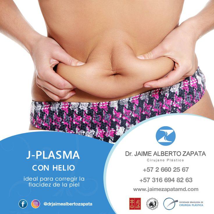 ::: J-PLASMA CON HELIO :::   Es un novedoso tratamiento para reducir la flacidez de la piel en el abdomen, espalda, glúteos, brazos, pierna interior, cuello y rostro.  Para ti que siempre estas buscando lo mejor.  Contáctanos: 57 2 660 25 67 ó 316 694 82 63.  Dr. Jaime Alberto Zapata - Cirujano Plástico - Miembro de la SCCP y SBCP.  #flacidez #pielflacida #eliminarflacidez #disminuirflacidez #cirugiaplastica #plasticsurgery #cirugiafacial #cirugiadesenos #cirugiacorporal