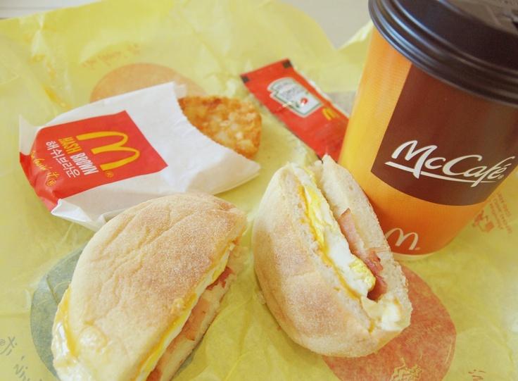 Mac morning coffee ;)