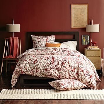 Red Paint Colors For Living Room 33 best paint: red images on pinterest | wall colors, kitchen