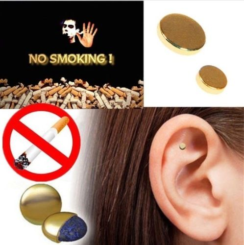 Stop Smoking Patch Quit Smoking Zerosmoke Patch Smoking Cessation Healthy Care Auricular Magnet appletree77 (Size: Pack of 1) . Starting at $1