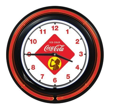 402 best COCA COLA clock images on Pinterest Coke Pepsi and