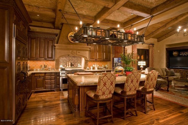 Million dollar kitchens dream kitchen in a 4 5 for Million dollar kitchen designs