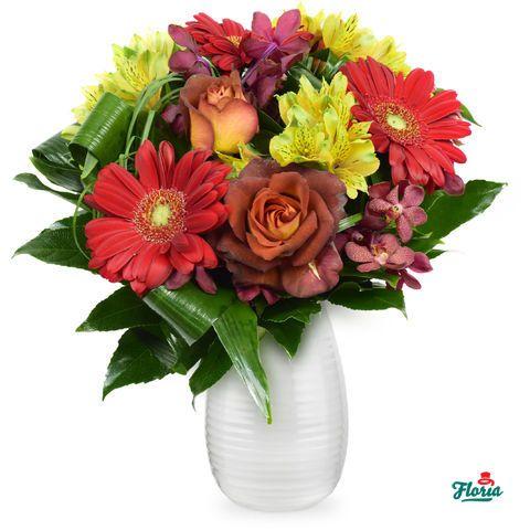 Flori pentru Bunica