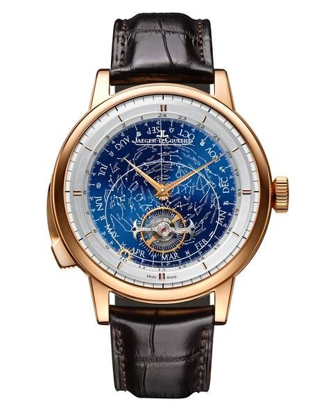 Grand design: Jaeger-LeCoultre's starry timepiece