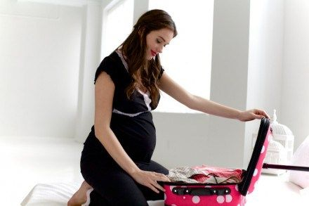 Mala da maternidade da mãe moderna