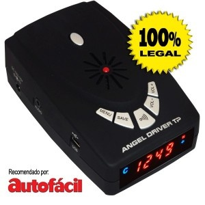 ANGEL DRIVER TP, Detector de radares 100% LEGAL. Oferta 349 € IVA incluido.