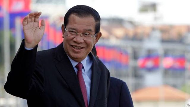 Hun Sen: CNRP Dissolution NEC Resignations and Aid Cuts Will Not Affect 2018 Election
