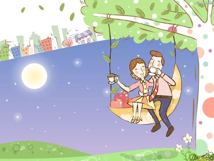 MICHAŁ: Żebyśmy byli szczęśliwi i nie kłócili się ze sobą. ANIA: Kłócić się można - byle by potem się godzić. :-)