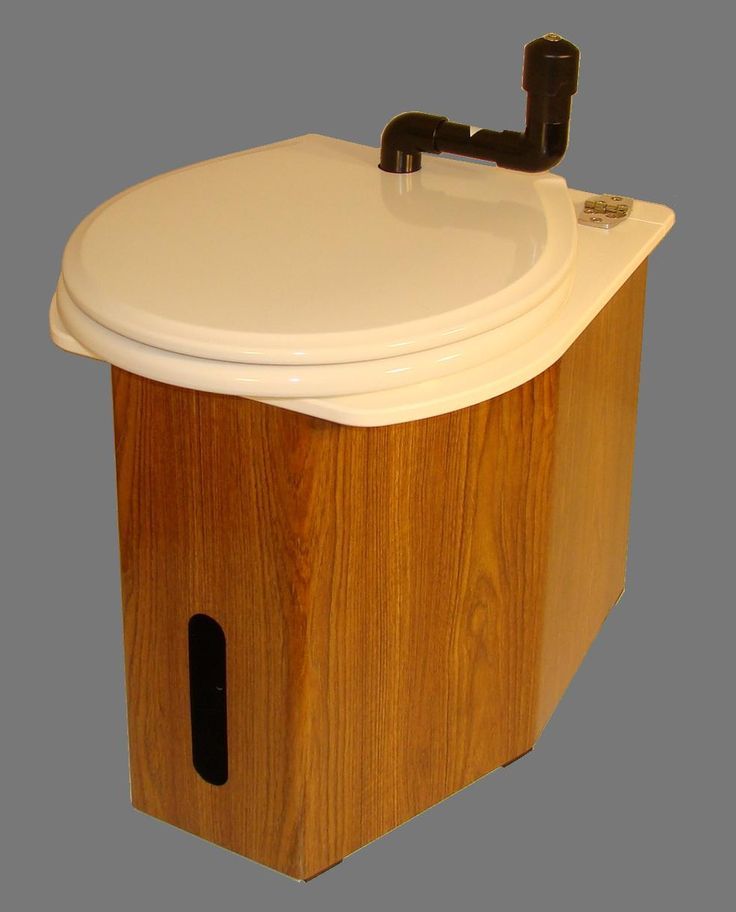 C Head Portable Composting Toilet System Simple Life