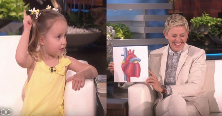 21 best lil brielle images on pinterest periodic table periodic the incredibly smart 4 year old brielle is back on the ellen show with a biology lesson urtaz Image collections