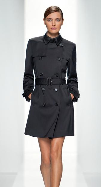 black trench coat hugo boss women 39 s wear pinterest black trench coats hugo boss and. Black Bedroom Furniture Sets. Home Design Ideas