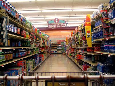 Random jottings: A Better Way of Shopping for Food – Episode 1
