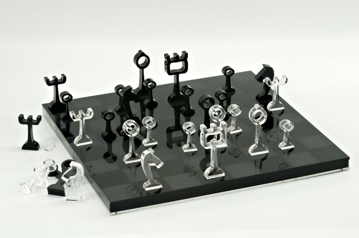 Handmade Chess Set