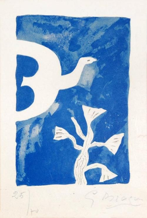 Georges Braque. French painter and sculptor. With Pablo Picasso and Juan Gris was one of three basic creators of Cubism.
