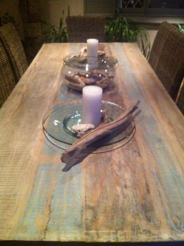 The perfect table for outdoor....
