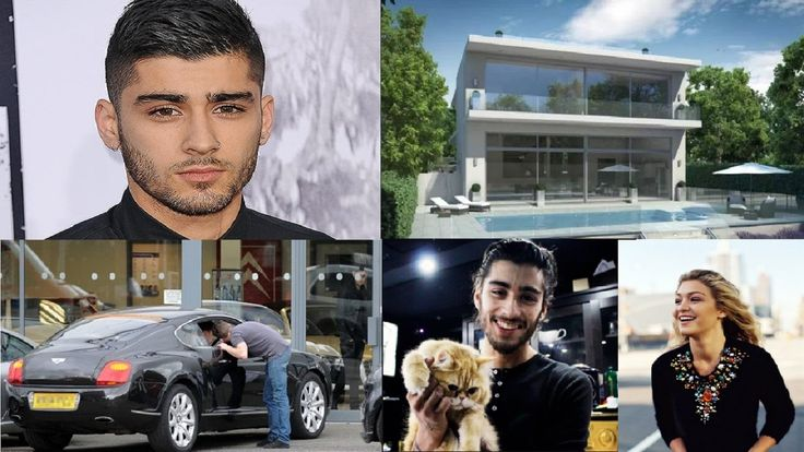 Zayn Malik's Biography  Net Worth  Girlfriend  House  Cars   Pets -  2016.  Zayn Malik was born on January 12 1993 in Bradford England to a family of English-Pakistani descent. He had an early love for singing and performing and at the age of 17 he competed in the television competition The X Factor. He was teamed up with four other male contestants to form the group act One Direction who went on to become one of the most popular boy bands in music history. Malik left the group in March…