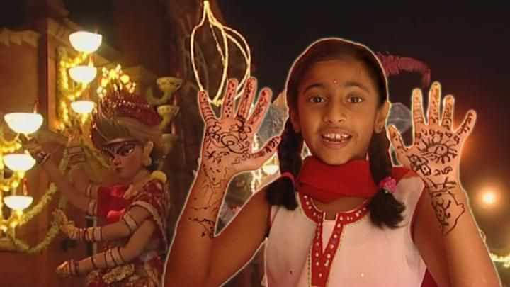 Diwali is the Hindu festival of lights. Scroll or swipe down to find out more about Diwali. Lets celebrate cbeebies