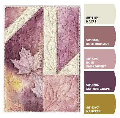 35 best Rose Brocade - Historic images on Pinterest   Color palettes ...