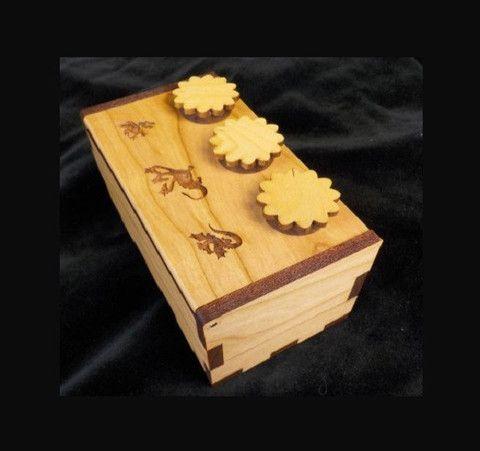 10 best images about puzzle boxes for escape rooms on for Escape puzzle