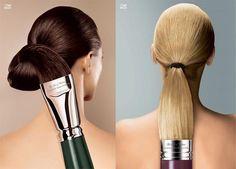 """Los creativos de Leo Burnett Frankfurt definen la línea de tintes para cabello Koleston como """"El arte del color"""""""